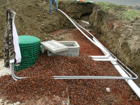 Advanced septic treatment company